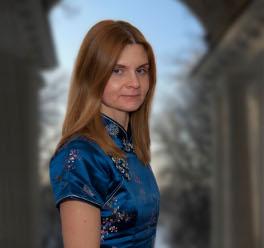 Marta – kobieta, która promuje feng shui w Polsce