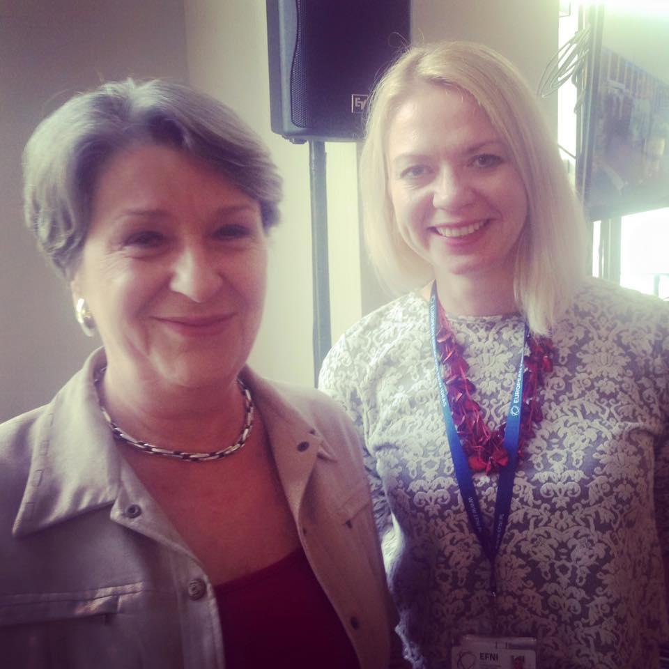 Pasja i wytrwałość – moja rozmowa z dr Ireną Eris