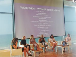 How women do business in Poland and in Izrael... and why they rock!